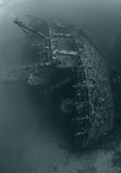 Ship Wreck II