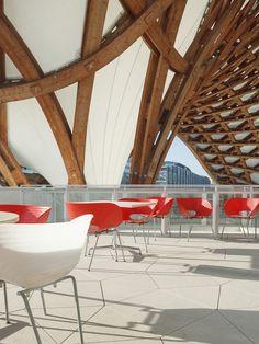 Gallery of Pompidou Metz Restaurant Extension / Studiolada Architects - 18