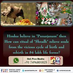 सत भक्ति करने से मनुष्यों को दैविक शक्तियां पूर्ण लाभ देती हैं और साधक परमेश्वर पर आश्रित रहने से बगैर किसी चिंता के जीवन जीता है। Sweet Dreams My Love, Life Form, Mint Coins, Hindu Deities, Hinduism, Red Books, Palmistry, Drug Free, Worship