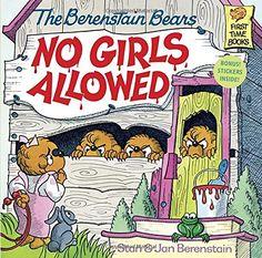 The Berenstain Bears No Girls Allowed (First Time Books(R... https://www.amazon.de/dp/0394873319/ref=cm_sw_r_pi_dp_x_7CUizbWF521RZ