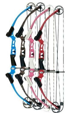 Mathews Genesis Blue Mini Youth Bow LH Archery