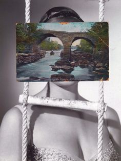 John Stezaker #collage #image