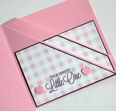 Make a card with surprise pockets inside.