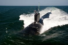 The Virginia-class attack submarine USS California (SSN 781)