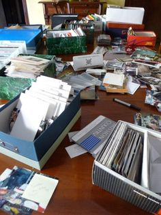 Organizing and Preserving a Family Photo Collection - at the Ancestry.com Blog - by the Family Curator