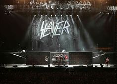 Yesterday was International Slayer Day, and while I'm one day late with this, you absolutely have to hear this super. Rage, Angel Of Death, Slow Down, Sounds Like, Chill, Metal, Awesome, Music, Pictures