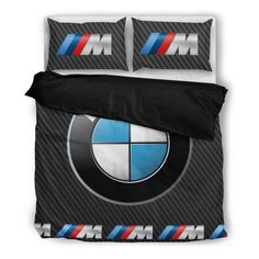 M Sport Carbon Fiber Bedding Set - Migocha Bedding Sets Online, Luxury Bedding Sets, Comforter Sets, Bed Covers, Duvet Cover Sets, Sports Bedding, Quilt Cover, Linen Bedding, Bed Linens