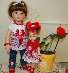 Мои любимые куклены и мои цветы / Одежда и обувь для кукол - своими руками и не только / Бэйбики. Куклы фото. Одежда для кукол