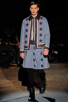 Givenchy | Fall 2012 Menswear Collection | Style.com