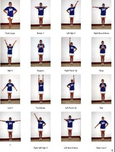 Cheer Arms
