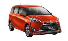 Harga dan Spesifikasi Toyota All New Sienta Januari 2017