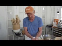 The first episode of The Isolation Baking Show with superstar bakers Gesine Bullock-Prado and Jeffrey Hamelman! Join them as they teach techniques for bread . Gesine Bullock, No Knead Pizza Dough, Cooking Bread, How To Make Bread, Bread Making, King Arthur Flour, Bread And Pastries, Bread Recipes, Baking Recipes