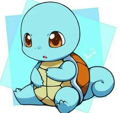 Squirtle!