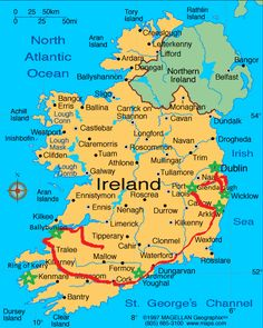 Picturesque Ireland | follow shannon