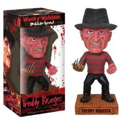 Funko Freddy Krueger Wacky Wobbler -   $12.99 available at amazon.com