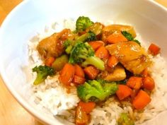 """Gluten Free Dairy Free Teriyaki Chicken (while i don't need the gluten free part, i will follow the recipe with """"regular versions"""" of ingredients)--has freeze-it directions"""