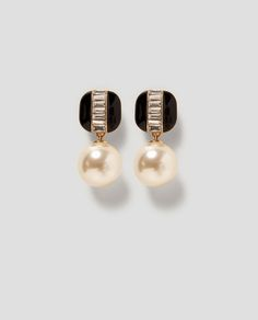 d2d9b94c849 PENDIENTES PERLA GRANDE Pearl Earrings