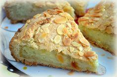 """MY FOOD или проверено Лизой: Тосканский пирог с заварным кремом """"TORTA DELLA NONNA"""""""