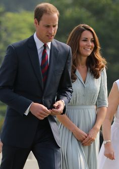 Kate Middleton Photos - The Duke And Duchess Of Cambridge Diamond Jubilee Tour - Day 3 - Zimbio