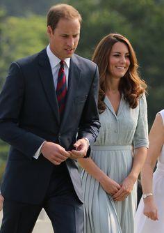 Kate Middleton Photo - The Duke And Duchess Of Cambridge Diamond Jubilee Tour - Day 3
