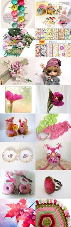 Rose Collection by Tatyana Nesterova on Etsy--Pinned with TreasuryPin.com