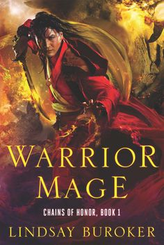 The first book in my Chains of Honor series -- it's set in the same world as my Emperor's Edge stuff. Click on it to read a preview!