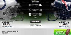 http://texansvscolts.us    Texans vs Colts