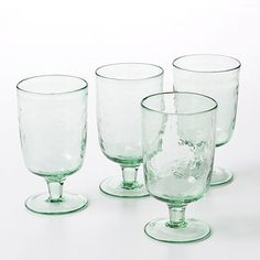 Bobby Flay™ Hammered 4-pc. Goblet Set - Kohl's