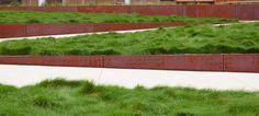 Landscape design by Andrea Cochran Landscape Architecture, San Francisco | Energy Biosciences Building at UC Berkeley, SF.