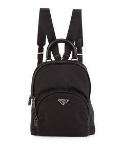 Backpack in Black - Porsche Design | Bags | Suitcases | Pinterest ... - Prada small bag chrome