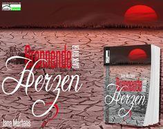 """Brennende Herzen - Dark River"" von Jana Martens ab August 2016 im bookshouse Verlag. www.bookshouse.de/wallpapers/"