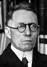 Johannes Vilhelm Jensen – Nobel de Literatura em 1944 (Dinamarca). Wikipédia, a enciclopédia livre