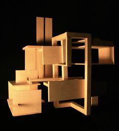 Bernard Anne Spitzer School of Architecture; Threshold on Behance