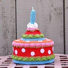 40 Beste Afbeeldingen Van Taarten Haken In 2019 Crochet Cake