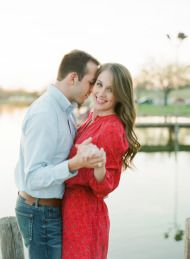 Texas #engagement #portrait #photography by Christine Donee