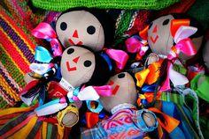 Muñecas 100% mexicanas, hechas por indigenas.      / Guadalajara, Jalisco. México