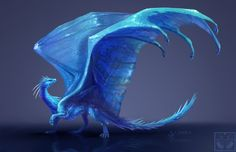 "The magnificent. I love her, though the books are not the best I ever read. Saphira is my favorite dragon and I keep rereading the series only because of her She is the most ""alive"" person in the v..."