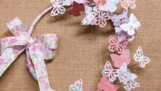 Celebrating Baby: @kennethwingard's Butterfly Wreath