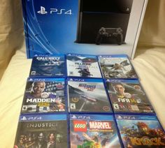 http://ps4alerts.blogspot.in/2014/04/ps4-list-of-50-games-2014.html