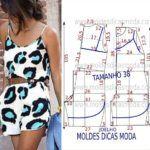 Sensational Tips Sewing Pattern Ideas. Brilliant Tips Sewing Pattern Ideas. Dress Sewing Patterns, Sewing Patterns Free, Sewing Tutorials, Clothing Patterns, Jumpsuit Pattern, Pants Pattern, Pajama Pattern, Diy Clothing, Sewing Clothes