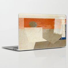 Ponta de Areia Laptop & iPad Skin by Fernando Vieira