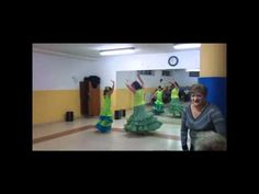 REVUELO DE VOLANTES.mariluz y mar. Bateun II.wmv - YouTube