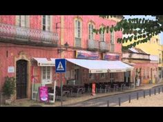 ▶ In Silves, Portugal mit dem Wohnmobil - YouTube