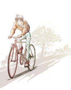 Whisper of the Heart | Hiiragi Aoi | Studio Ghibli / Amasawa Seiji / 「初恋なんです」/「Zz」のイラスト [pixiv]
