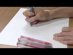Activating Derwent Graphik Line Painters