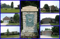 Walden Ponds patio home community of Fairfield Township Ohio.  Golf course community and new construction available from Inverness Homes.  Click through for more information and to search for Walden Ponds patio homes for sale.