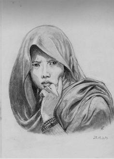 monk by ~Ecza on deviantArt