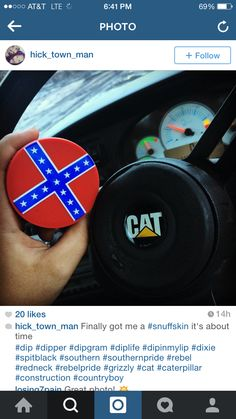 User pic Redneck Boys, Southern Pride, Country Boys, Bmw Logo, Caterpillar, Cats, Gatos, Country Guys, Cat