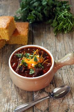 """Slow Cooker """"Dang Hippie"""" Vegetable Soup. This vegan soup is a"""