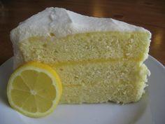 Lulu the Baker: The Cake Slice Bakers, Challenge #6: Triple Lemon Chiffon Cake